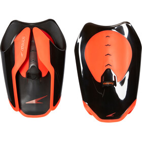 speedo Fastskin Palette da nuoto, nero/arancione
